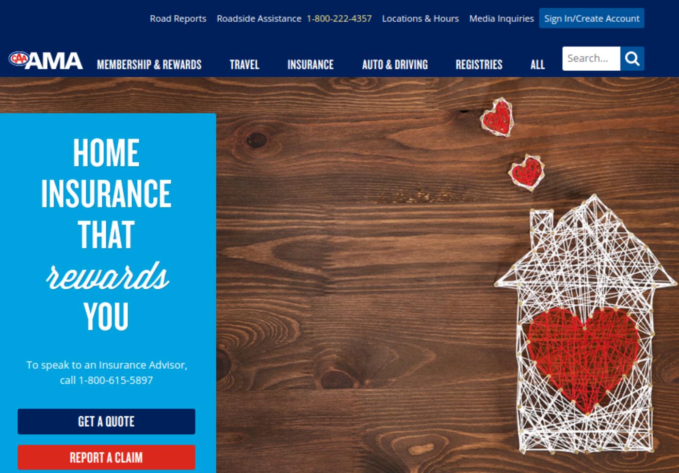Ama home insurance